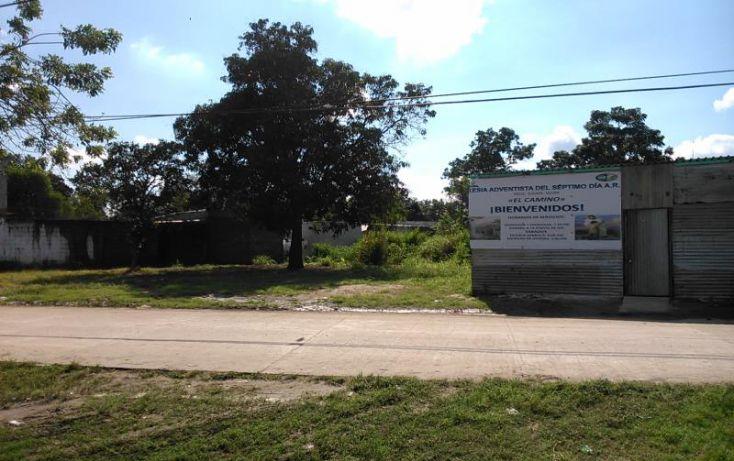 Foto de terreno habitacional en venta en san jose 116, el embudo fovissste, cárdenas, tabasco, 1527622 no 04