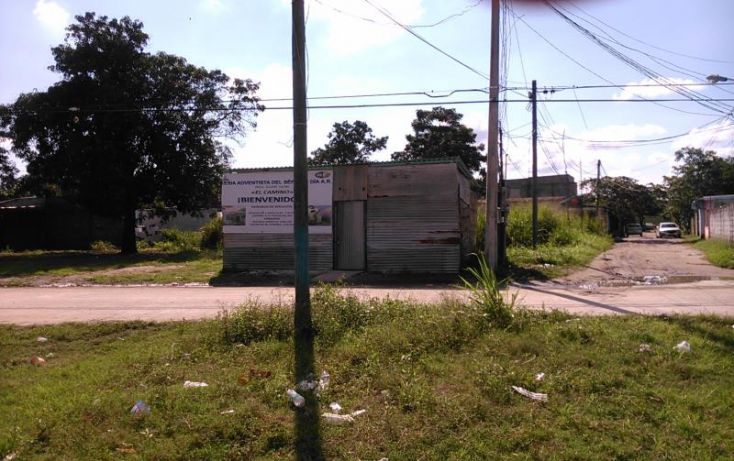 Foto de terreno habitacional en venta en san jose 116, el embudo fovissste, cárdenas, tabasco, 1527622 no 05