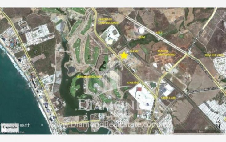 Foto de terreno habitacional en venta en san jose 8, el encanto, mazatlán, sinaloa, 2038974 no 02