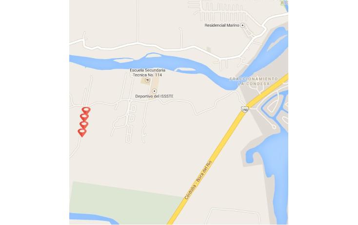 Foto de terreno habitacional en venta en  , san josé, boca del río, veracruz de ignacio de la llave, 1452573 No. 02