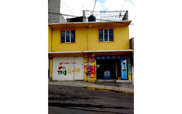 Foto de casa en venta en  , san josé buenavista, iztapalapa, distrito federal, 1404005 No. 01