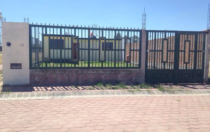 Foto de casa en venta en  , san jos? buenavista, san francisco de los romo, aguascalientes, 1975290 No. 01