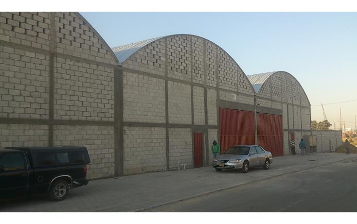 Foto de nave industrial en renta en  , san josé chapulco, puebla, puebla, 1257905 No. 01