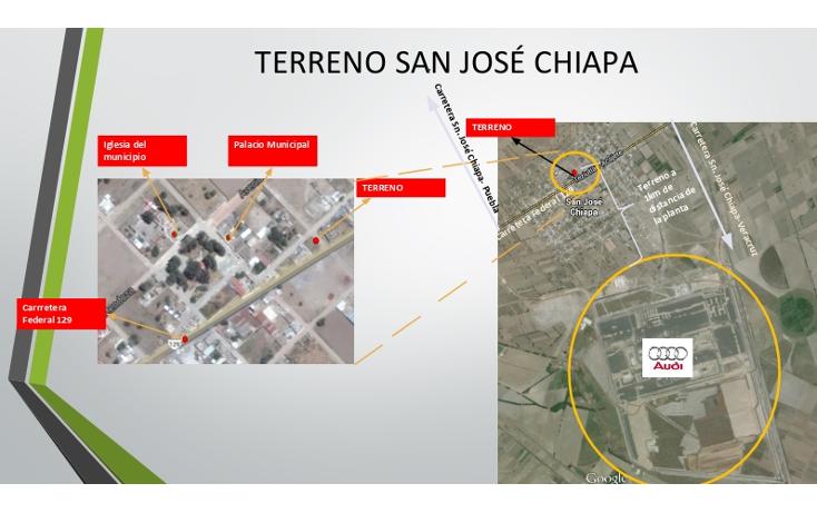 Foto de terreno comercial en renta en  , san josé de chiapa, san josé chiapa, puebla, 1930032 No. 02