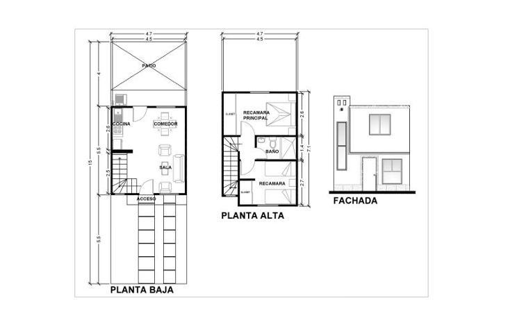 Foto de casa en venta en san jose de copertino 108, san francisco, león, guanajuato, 1243973 No. 12