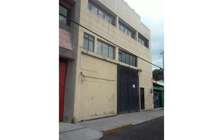 Foto de edificio en venta en  , san josé de la escalera, gustavo a. madero, distrito federal, 1452895 No. 01