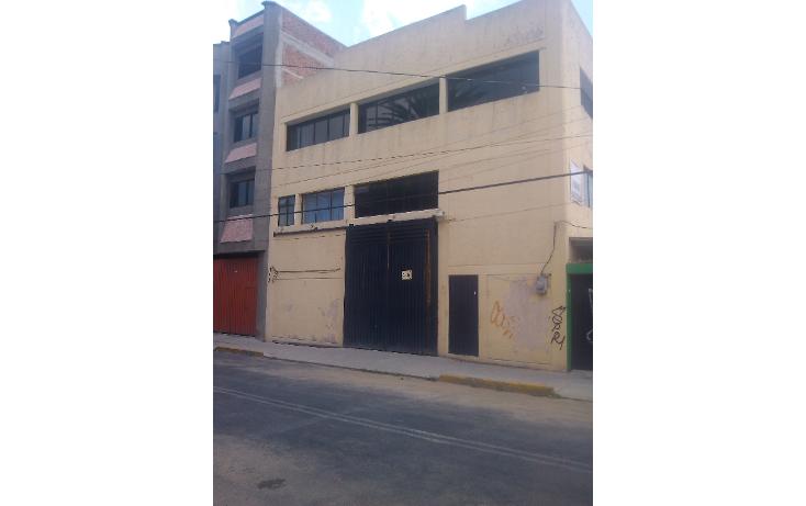 Foto de nave industrial en venta en  , san josé de la escalera, gustavo a. madero, distrito federal, 1452905 No. 01