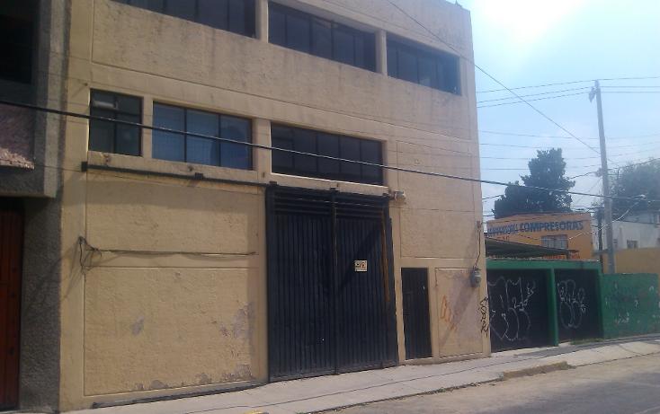 Foto de nave industrial en venta en  , san josé de la escalera, gustavo a. madero, distrito federal, 1452905 No. 02