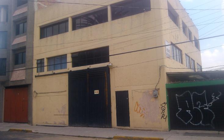 Foto de nave industrial en venta en  , san josé de la escalera, gustavo a. madero, distrito federal, 1452905 No. 03