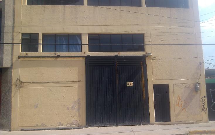 Foto de nave industrial en venta en  , san josé de la escalera, gustavo a. madero, distrito federal, 1452905 No. 04