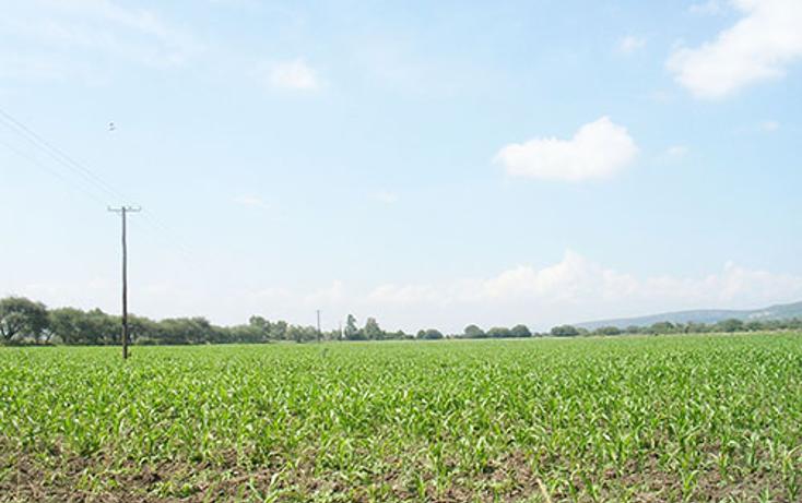 Foto de terreno habitacional en venta en  , san josé de la laja, tequisquiapan, querétaro, 1338887 No. 01