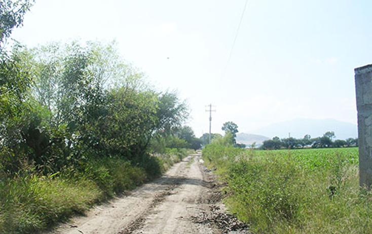 Foto de terreno habitacional en venta en  , san josé de la laja, tequisquiapan, querétaro, 1338887 No. 04