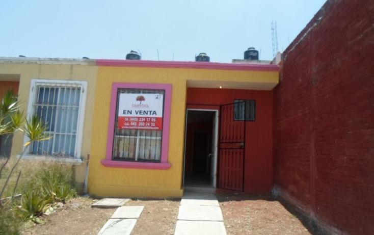 Foto de casa en venta en  , san jose de la palma, tarímbaro, michoacán de ocampo, 1406535 No. 01