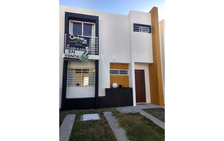 Foto de casa en venta en  , san josé de pozo bravo, aguascalientes, aguascalientes, 1057017 No. 02