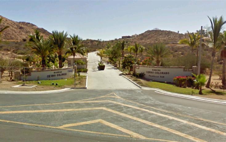 Foto de terreno habitacional en venta en  , san josé del cabo centro, los cabos, baja california sur, 1266299 No. 01