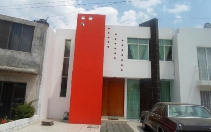 Foto de casa en venta en  , san jose del cerrito, morelia, michoacán de ocampo, 808993 No. 01