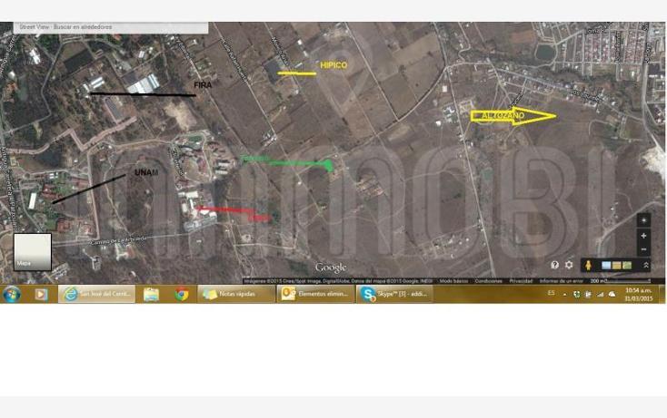 Foto de terreno habitacional en venta en  , san jose del cerrito, morelia, michoacán de ocampo, 847059 No. 01
