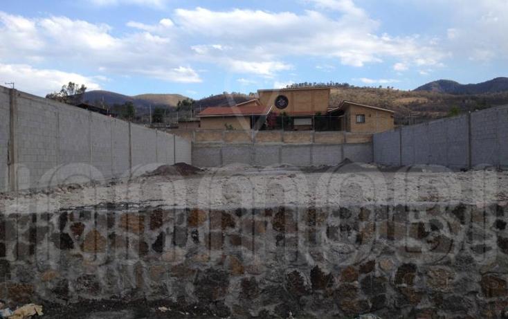 Foto de terreno habitacional en venta en  , san jose del cerrito, morelia, michoacán de ocampo, 847059 No. 02