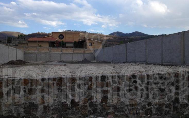 Foto de terreno habitacional en venta en  , san jose del cerrito, morelia, michoacán de ocampo, 847059 No. 03