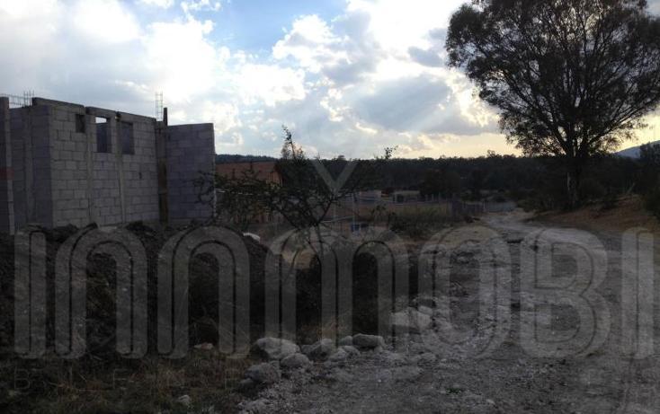 Foto de terreno habitacional en venta en  , san jose del cerrito, morelia, michoacán de ocampo, 847059 No. 06