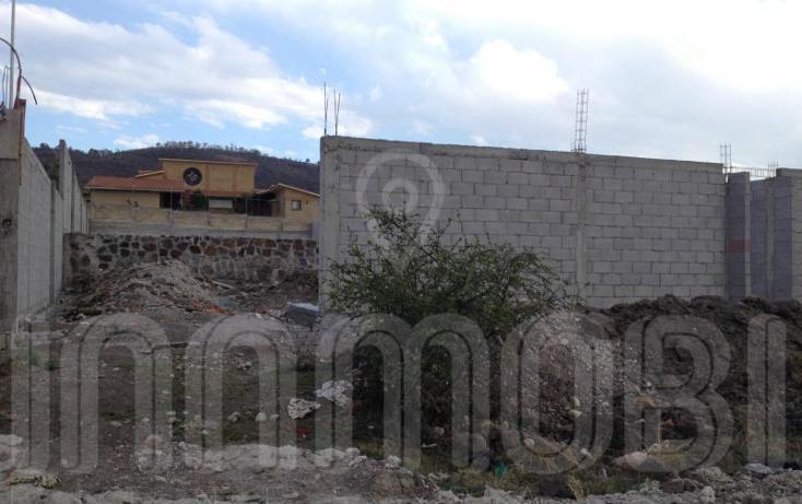 Foto de terreno habitacional en venta en  , san jose del cerrito, morelia, michoacán de ocampo, 847059 No. 07