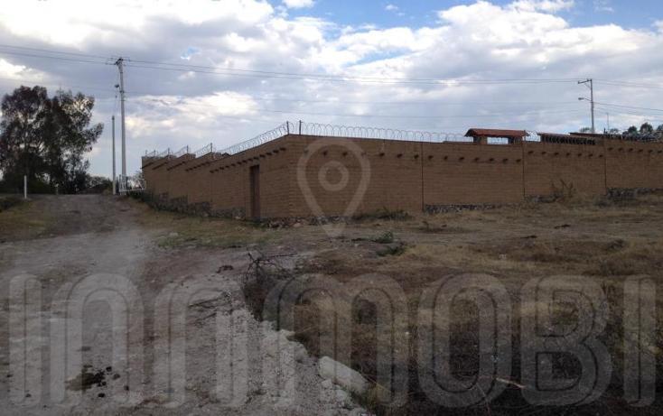 Foto de terreno habitacional en venta en  , san jose del cerrito, morelia, michoacán de ocampo, 847059 No. 10