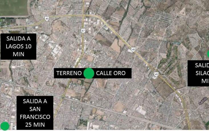 Foto de terreno comercial en venta en, san josé del consuelo, león, guanajuato, 1503583 no 04