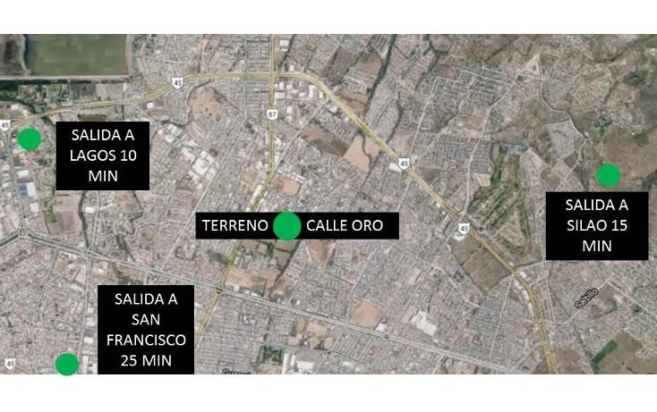 Foto de terreno comercial en venta en  , san josé del consuelo, león, guanajuato, 1503583 No. 04