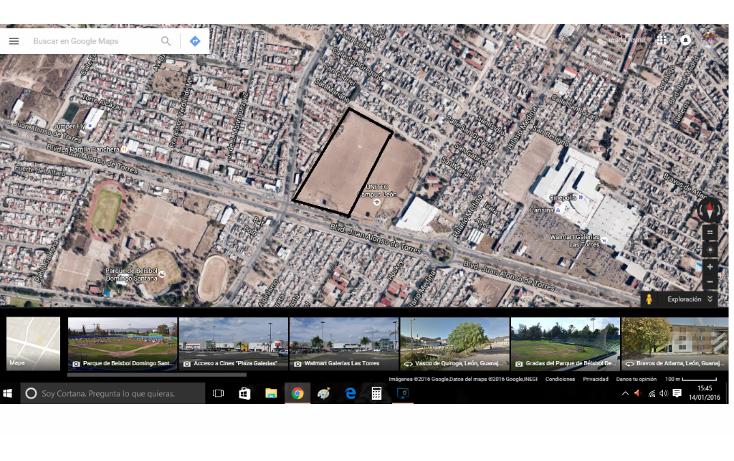 Foto de terreno comercial en venta en  , san jos? del consuelo, le?n, guanajuato, 1684646 No. 01