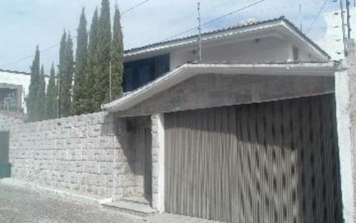 Foto de casa en venta en  , san josé del puente, puebla, puebla, 400730 No. 01
