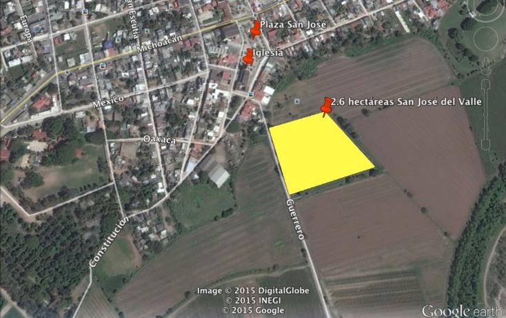 Foto de terreno comercial en venta en  , san jos? del valle, bah?a de banderas, nayarit, 1197199 No. 09