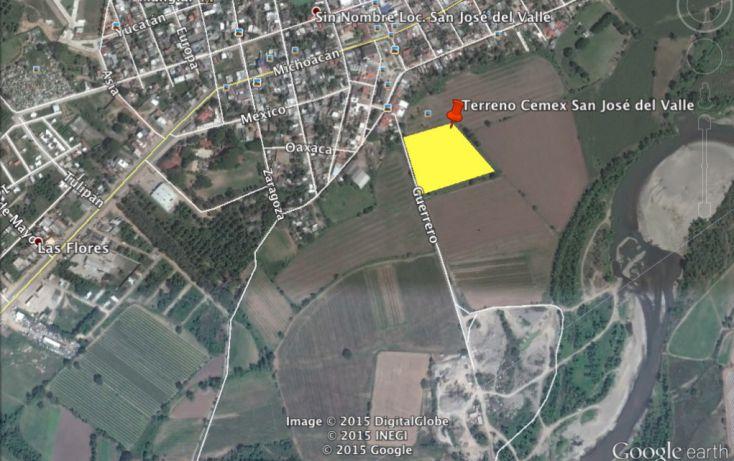 Foto de terreno comercial en venta en, san josé del valle, bahía de banderas, nayarit, 1197199 no 10