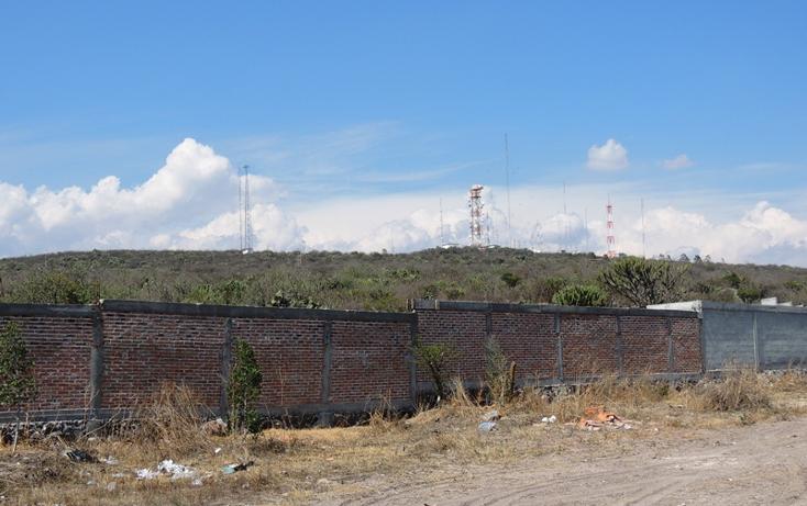 Foto de terreno industrial en venta en  , san josé el alto, querétaro, querétaro, 1248139 No. 06
