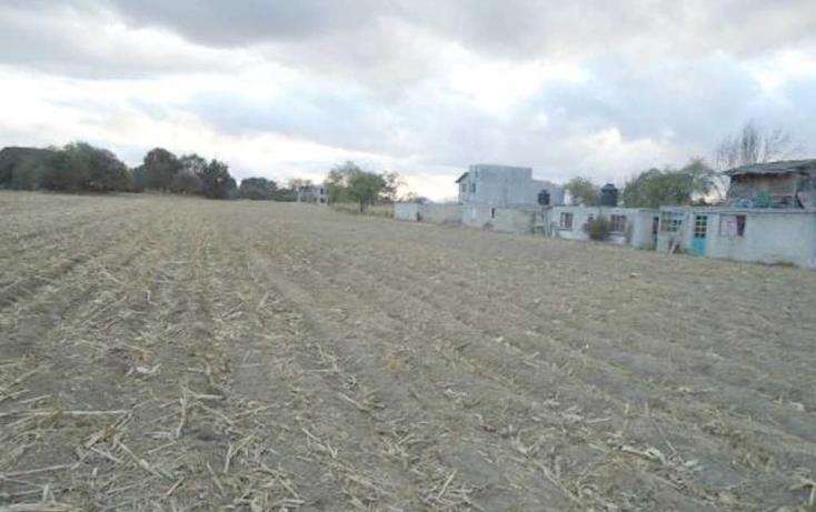 Foto de terreno habitacional en venta en  , san josé el llanito, lerma, méxico, 1588150 No. 03