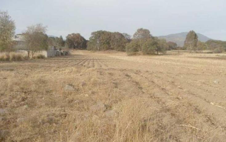 Foto de terreno habitacional en venta en  , san josé el llanito, lerma, méxico, 1588150 No. 05