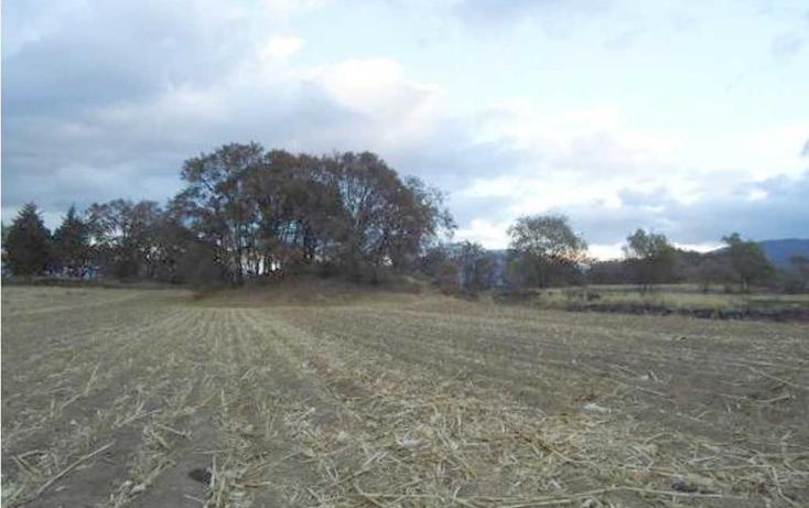 Foto de terreno habitacional en venta en  , san josé el llanito, lerma, méxico, 1588182 No. 07