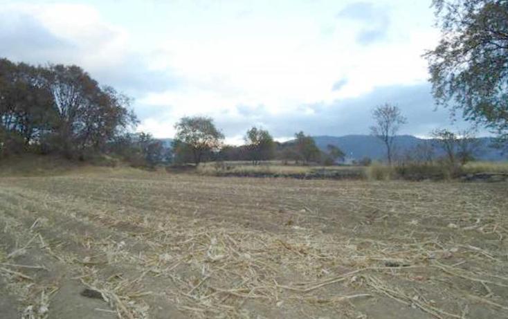 Foto de terreno habitacional en venta en  , san josé el llanito, lerma, méxico, 1588182 No. 09