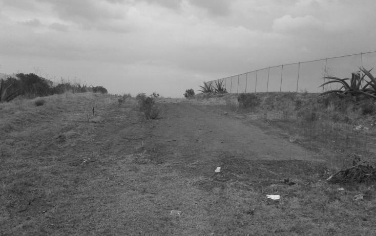 Foto de terreno habitacional en venta en  , san josé el vidrio, nicolás romero, méxico, 1811852 No. 01
