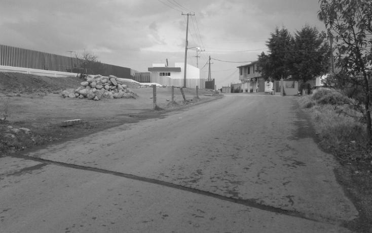 Foto de terreno habitacional en venta en  , san josé el vidrio, nicolás romero, méxico, 1811852 No. 08