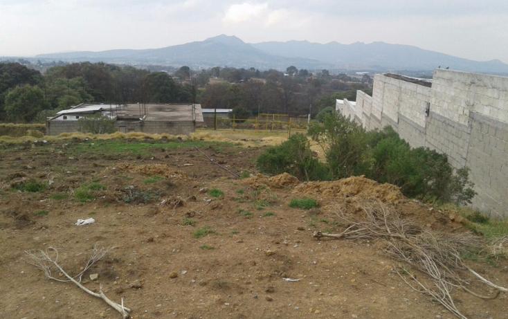 Foto de terreno habitacional en venta en  , san josé el vidrio, nicolás romero, méxico, 1811852 No. 09
