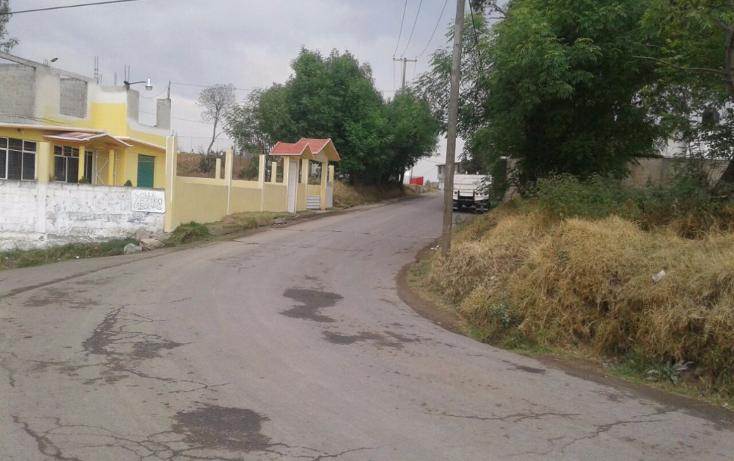 Foto de terreno habitacional en venta en  , san josé el vidrio, nicolás romero, méxico, 1811852 No. 11
