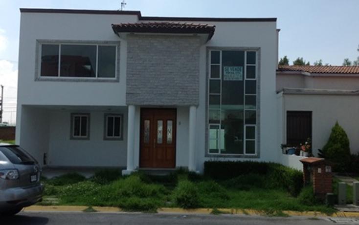 Foto de casa en venta en  , san josé guadalupe otzacatipan, toluca, méxico, 1225741 No. 01