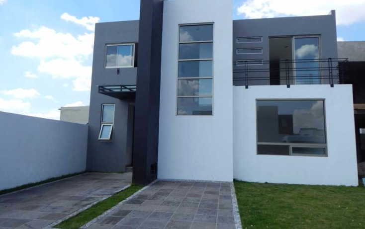 Foto de casa en venta en  , san josé guadalupe otzacatipan, toluca, méxico, 1554856 No. 01