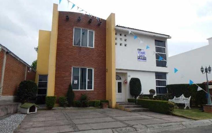 Foto de casa en venta en  , san josé guadalupe otzacatipan, toluca, méxico, 1810578 No. 01