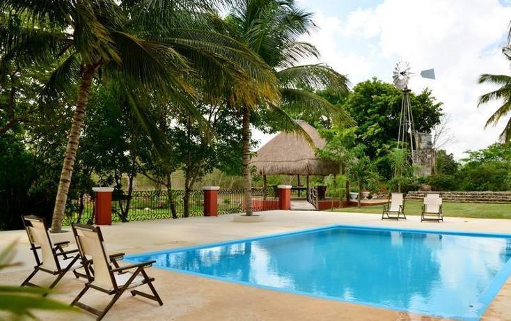 Foto de rancho en venta en  , san jose i, mérida, yucatán, 602073 No. 01