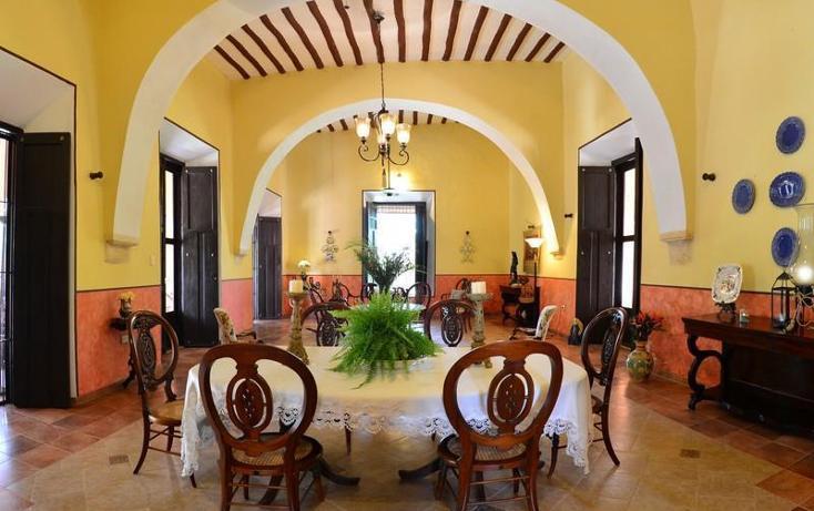 Foto de rancho en venta en  , san jose i, mérida, yucatán, 602073 No. 07