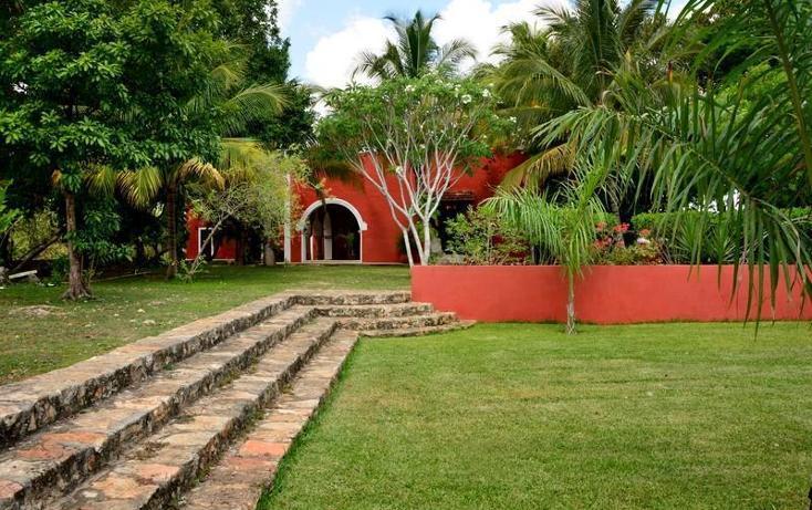 Foto de rancho en venta en  , san jose i, mérida, yucatán, 602073 No. 12
