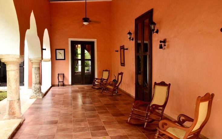 Foto de rancho en venta en  , san jose i, mérida, yucatán, 602073 No. 13