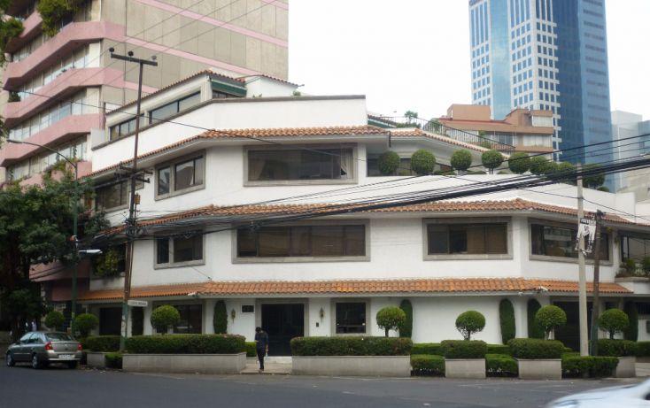 Foto de edificio en renta en, san josé insurgentes, benito juárez, df, 1498477 no 01