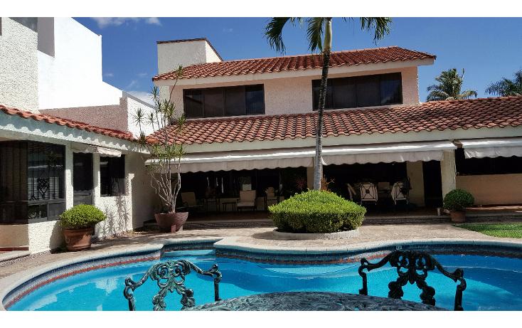 Foto de casa en venta en  , san josé, jiutepec, morelos, 1549396 No. 01